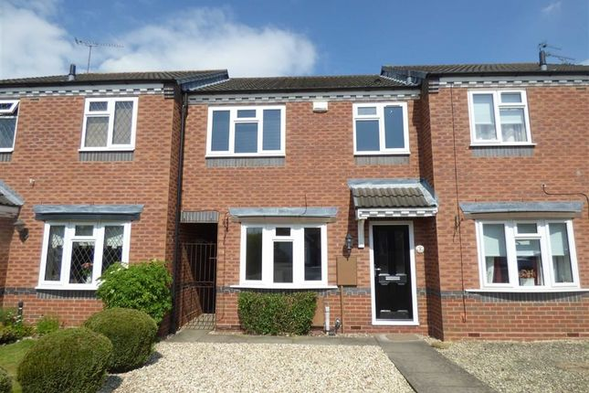 Thumbnail Terraced house to rent in Carson Way, Stafford