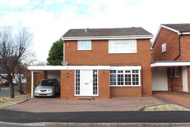 Thumbnail Detached house for sale in Weymouth Drive, Four Oaks, Sutton Coldfield