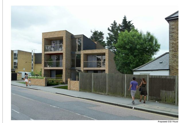 Thumbnail Flat for sale in Holmesdale Road, London