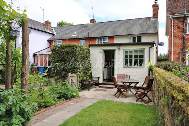 Thumbnail End terrace house for sale in Upper Street, Stratford St. Mary, Colchester, Suffolk