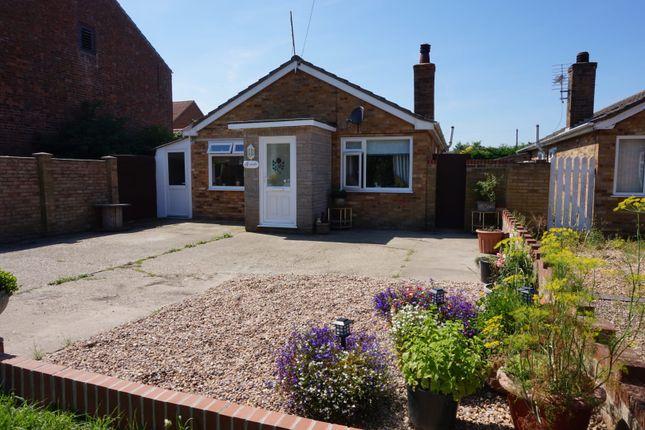 Thumbnail Detached bungalow for sale in Sutton Road, Huttoft