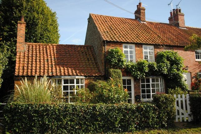 Thumbnail Cottage to rent in Park Lane, Snettisham, King's Lynn