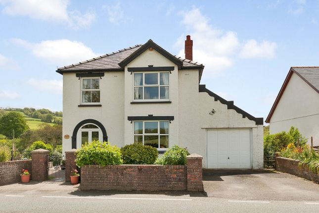 4 bed detached house for sale in Rhydlewis, Llandysul