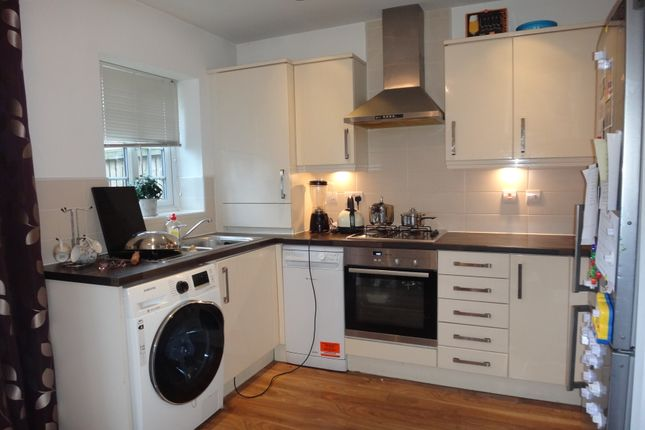 Thumbnail Town house to rent in Abbey Park Road, Abbey Quarter, Leicester