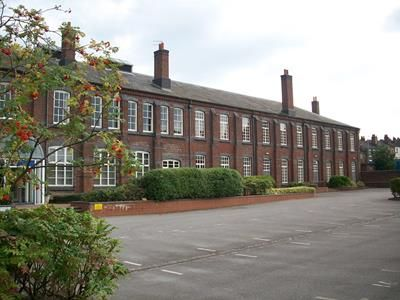 Thumbnail Office to let in Ground Floor, Minton Hollins, Shelton Old Road, Stoke, Stoke On Trent