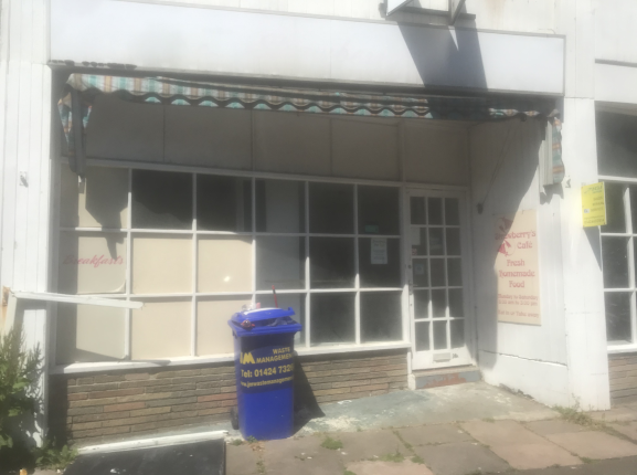 Thumbnail Restaurant/cafe to let in St Leonards Road, Bexhill On Sea