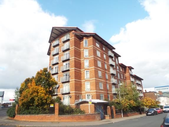 Thumbnail Flat for sale in Osbourne House, Queen Victoria Road, Coventry, West Midlands
