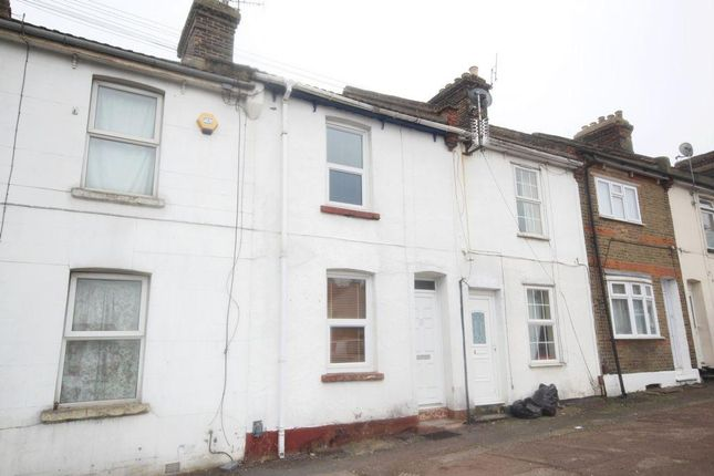 Thumbnail Terraced house for sale in Castle Road, Chatham