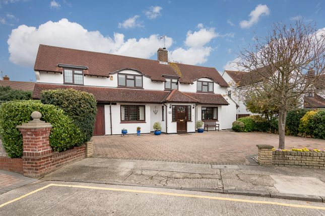 Thumbnail Detached house for sale in Dalrymple Close, Chelmsford