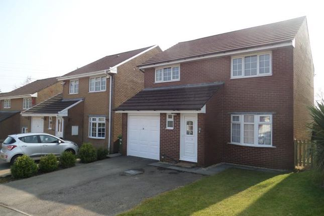 Thumbnail Detached house to rent in 46 The Ridings, Pontypridd