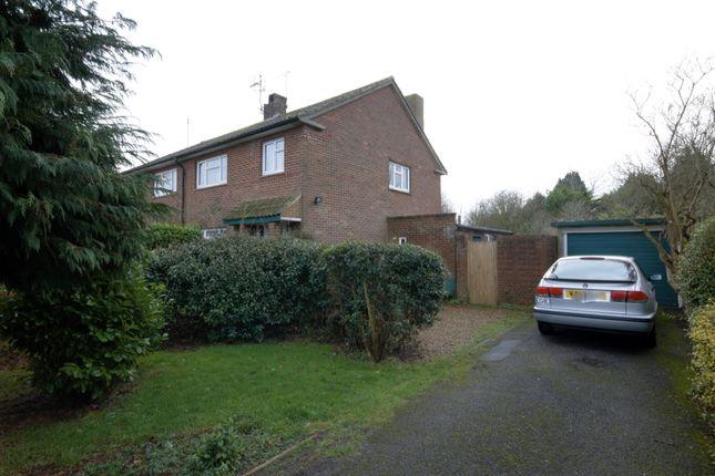 Thumbnail Semi-detached house for sale in Cobham Close, Canterbury, Kent