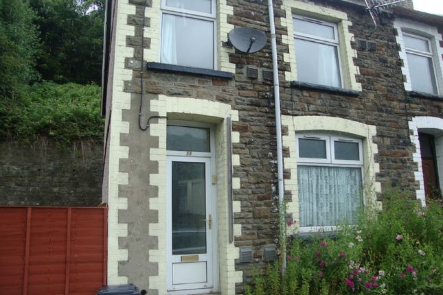 Thumbnail Terraced house to rent in Aberbeeg Road, Aberbeeg, Abertillery