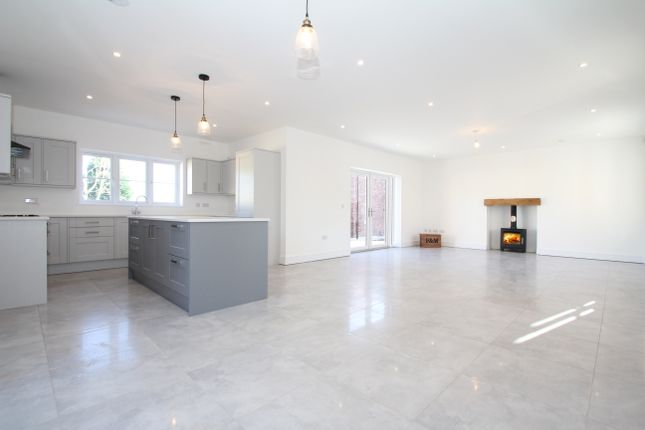 Thumbnail Detached house for sale in Yew Tree, Rock Farm Drive, Highfield Lane