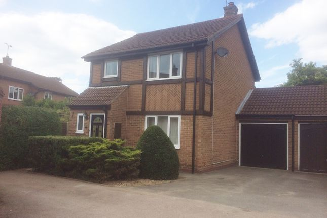 Thumbnail Detached house to rent in Saumur Way, Warwick