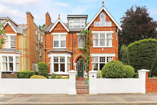 Thumbnail Detached house for sale in Kings Road, Ealing
