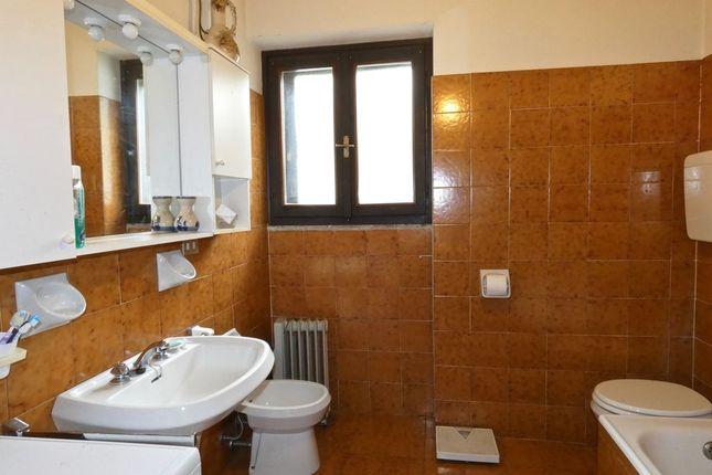 Bathroom of Via Case Sparse, Domaso, Como, Lombardy, Italy
