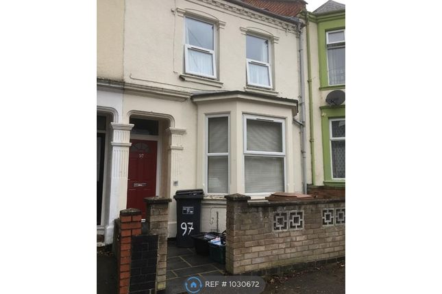Thumbnail Terraced house to rent in Bostock Avenue, Northampton