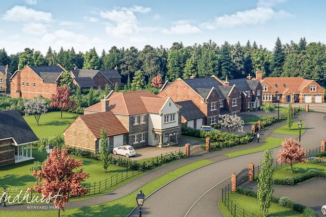 Thumbnail Land for sale in The Lyndhurst, Wynyard, Billingham