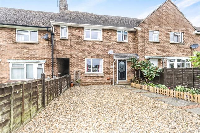 Thumbnail Terraced house for sale in Tenter Close, Higham Ferrers, Rushden