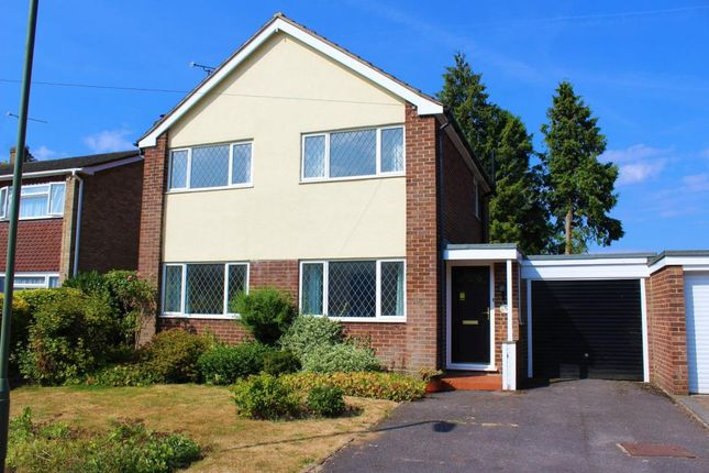 Thumbnail Detached house for sale in Foxhurst Rd, Ash Vale