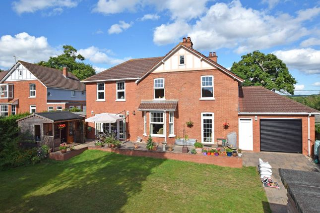 Thumbnail Detached house for sale in Exmouth Road, Exton, Exeter