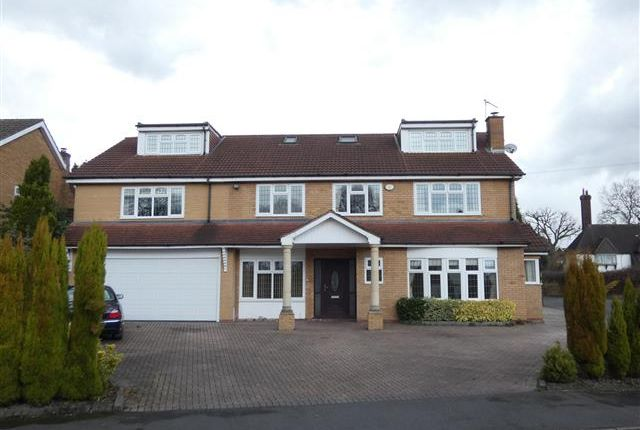 Thumbnail Detached house for sale in Le More, Four Oaks, Sutton Coldfield