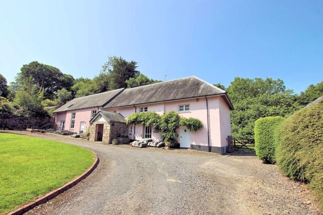 Thumbnail Detached house for sale in Vicarage Road, Okehampton