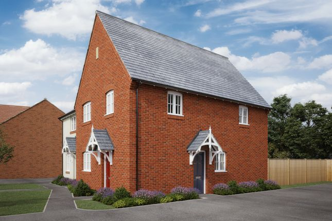 Thumbnail Flat for sale in Constance Road, Wimborne