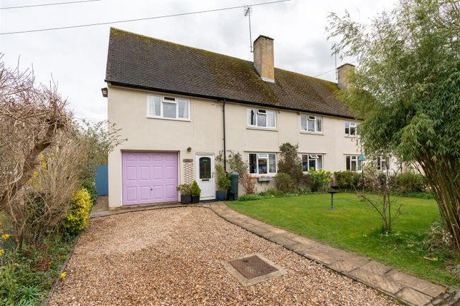 Thumbnail Semi-detached house for sale in Hospital Road, Moreton-In-Marsh, Gloucestershire