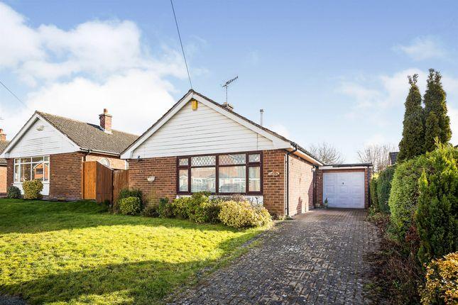 Thumbnail Detached bungalow for sale in Latham Avenue, Helsby, Frodsham