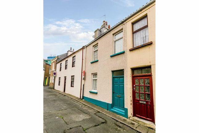 Thumbnail Cottage for sale in Duke Street, Peel, Isle Of Man