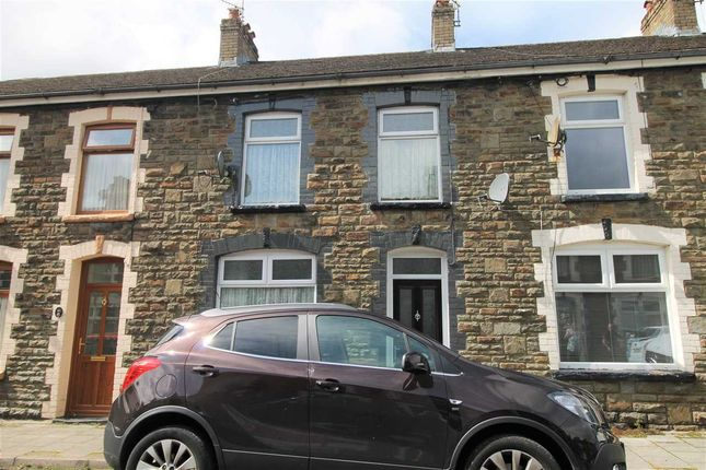 Thumbnail Terraced house for sale in James Street, Maerdy, Ferndale