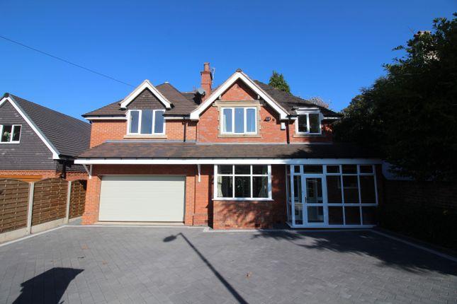 Thumbnail Detached house for sale in Redlake Road, Pedmore, Stourbridge