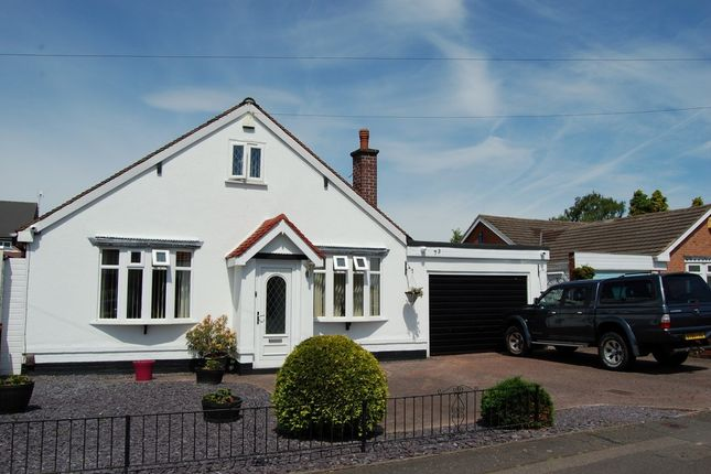 Thumbnail Detached bungalow for sale in Withy Hill Road, Sutton Coldfield