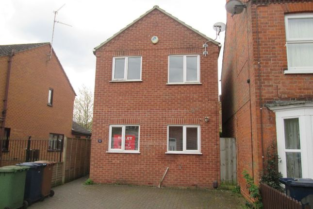 Thumbnail Detached house to rent in William Road, Wisbech