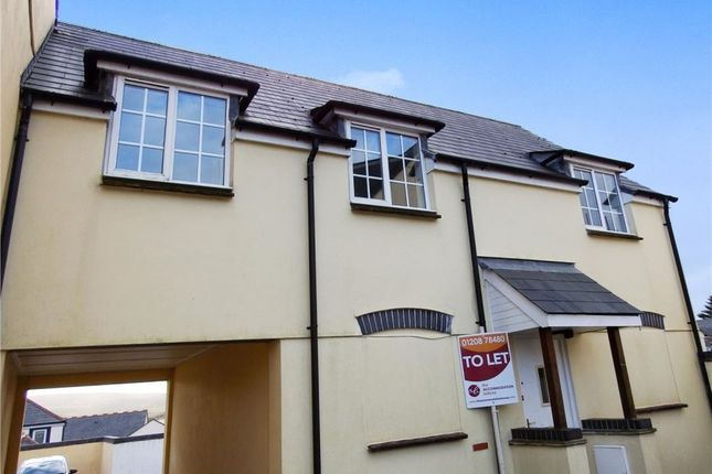 2 bed flat to rent in Kestell Parc, Bodmin
