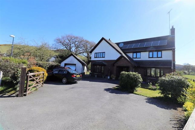 Thumbnail Detached house for sale in Capel Bangor, Aberystwyth, Ceredigion