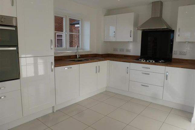 Thumbnail Property to rent in Teasdale Place, Chase Meadow, Warwick