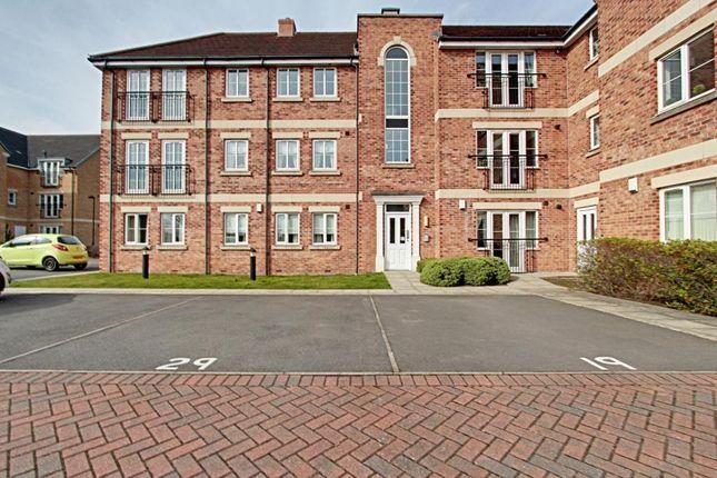 Thumbnail Flat to rent in Greenacre Close, Sheffield