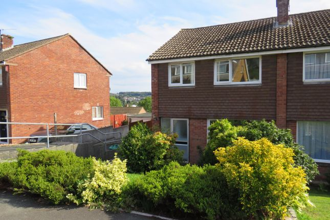 Thumbnail Property to rent in Elford Crescent, Plympton, Plymouth