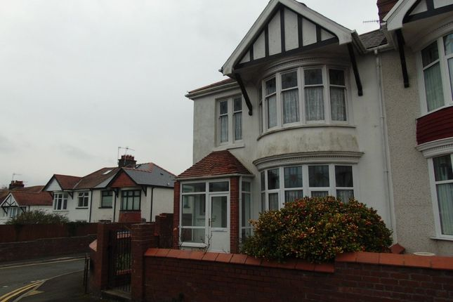Thumbnail Semi-detached house for sale in Parc Howard Avenue, Llanelli