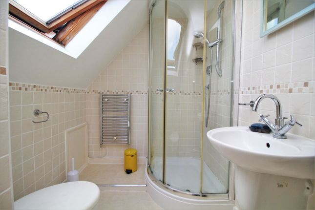 Shower Room of Spring Lane, Burwash, Etchingham TN19