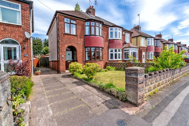Thumbnail Semi-detached house for sale in Wrexham Avenue, Walsall