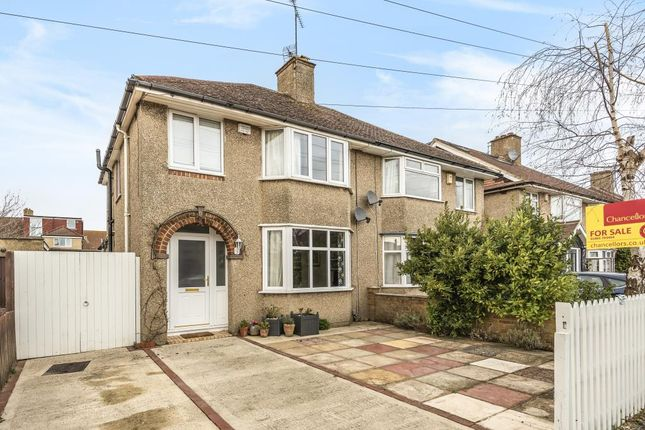 Semi-detached house for sale in Headington, Oxford