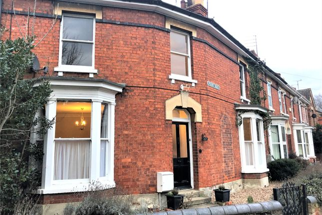 Thumbnail Terraced house to rent in Priory Road, Spalding