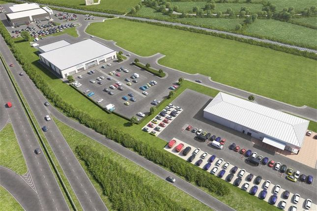 Thumbnail Land for sale in Cornwall Business Park West, Scorrier, Redruth, Cornwall