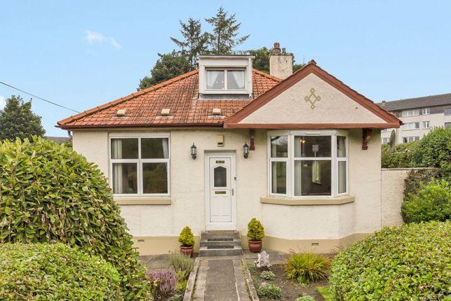 Thumbnail Detached bungalow for sale in 489 Gilmerton Road, Edinburgh