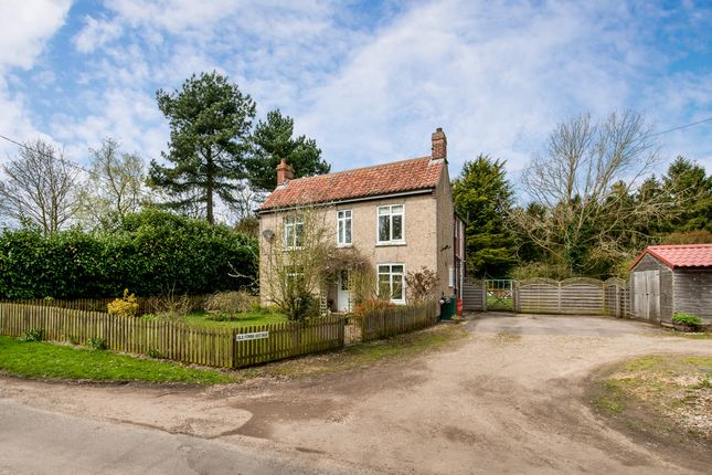 Thumbnail Detached house for sale in Picton Road, Tharston, Norwich