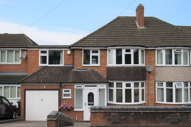 Semi-detached house for sale in Eden Road, Solihull
