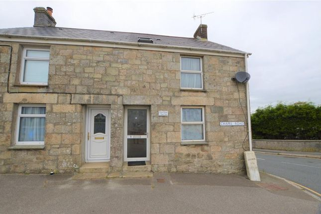 Thumbnail Semi-detached house to rent in Chapel Road, Indian Queens, St. Columb, Cornwall